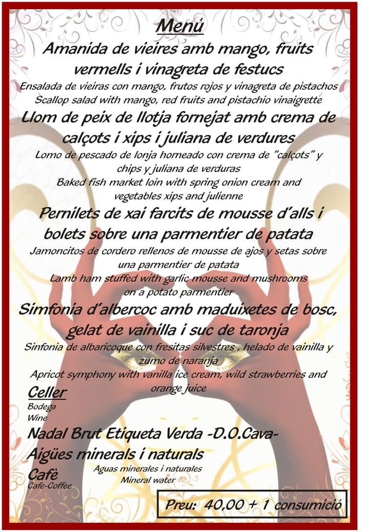 Restaurante el Trull, Lloret de Mar, Costa Brava