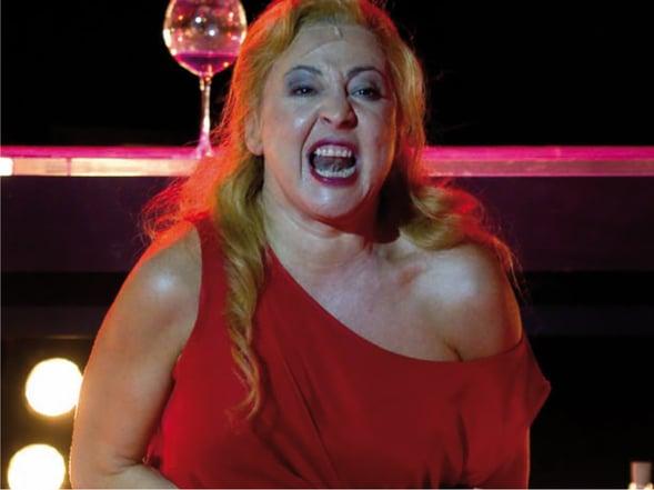 Juicio de una zorra, Carmen Machi, teatro de Lloret
