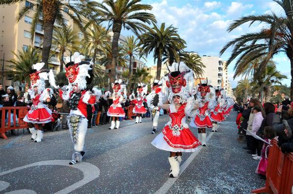 Carnaval Lloret de Mar