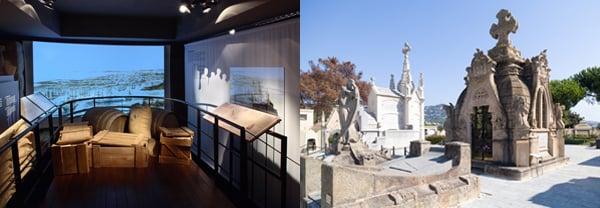 Cementiri Modernista i Museu del Mar