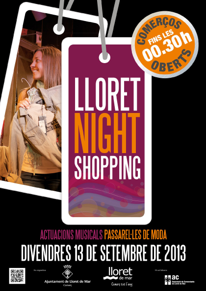 LloretNightShopping