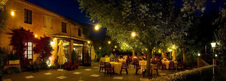 Restaurant Mas Romeu, Lloret de Mar, Costa Brava