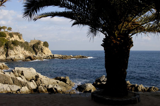 Cala Banys Lloret de Mar (Costa Brava)