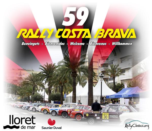 59 Rally Costa Brava Classic, Lloret de Mar