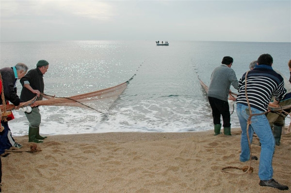 Tirada de l'art Lloret de Mar