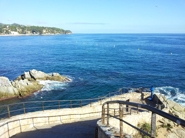 Turismo activo Lloret de Mar