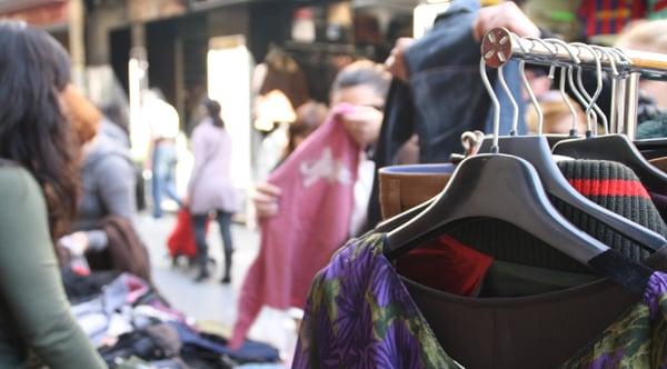 botiga al carrer