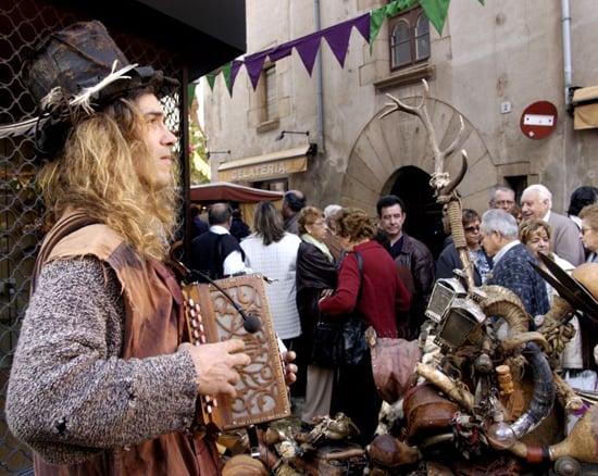 Feria Medieval Lloret de Ma