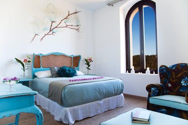 Habitación, Hotel Sant Pere del Bosc & Spa, Lloret de Mar, Costa Brava