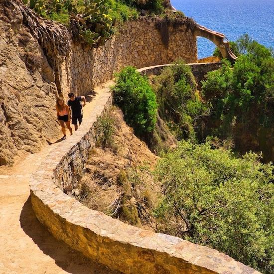 5 caminatas para hacer pasar el frio en Lloret de Mar