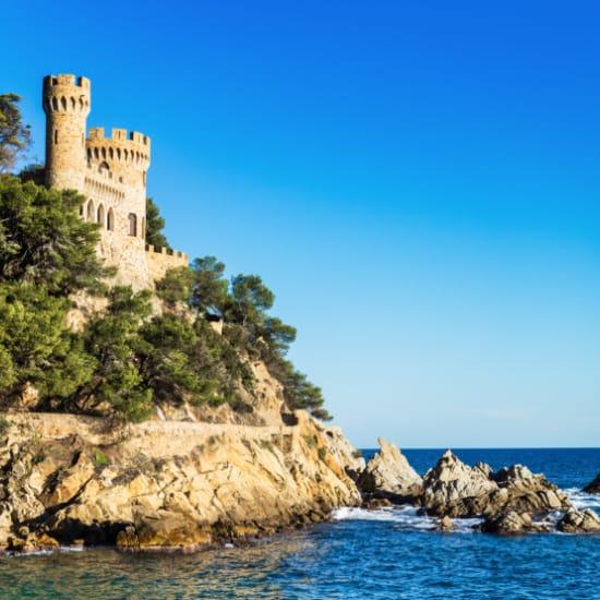 5 motius per visitar el Castell de Sant Joan de Lloret de Mar