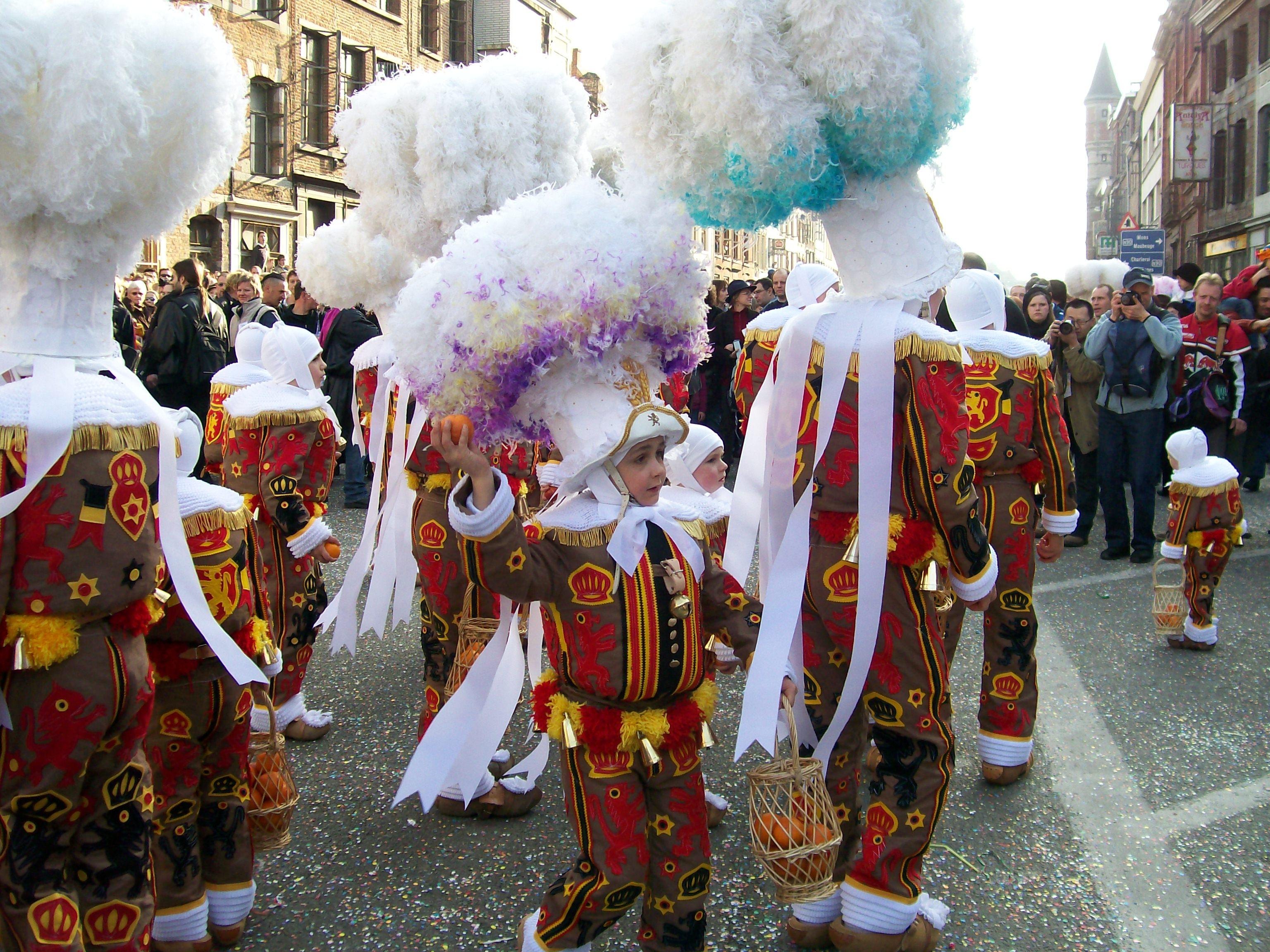 Carnaval de Binche a Lloret de Mar, Costa Brava